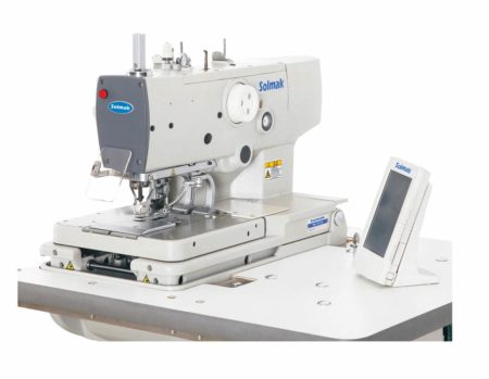 DIRECT-DRIVE ELECTRONIC EYELET BUTTON HOLE MACHINE SM-9280