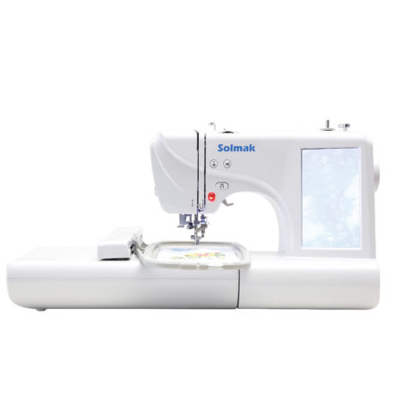 DOMESTIC SEWING & EMBROIDERY MACHINE SM-2880