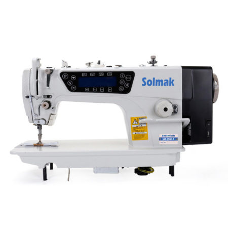 INTEGRATED COMPUTERISED HIGH SPEED LOCKSTITCH SEWING MACHINE SM-9980-3