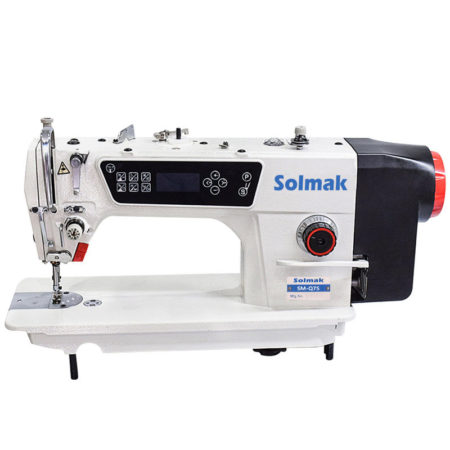 INTEGRATED COMPUTERISED HIGH SPEED LOCKSTITCH SEWING MACHINE SM-Q7S