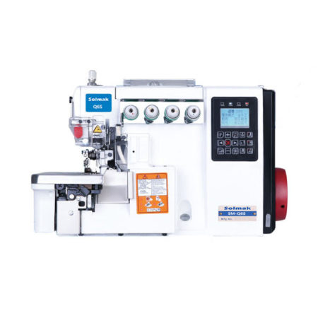 INTELLIGENT INTEGRATED SUPER HIGH SPEED OVERLOCK SEWING MACHINE Q6S