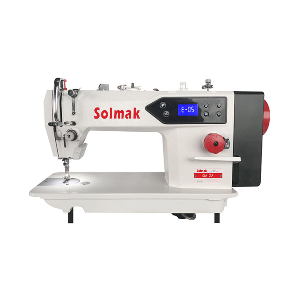 New intelligent integrated lockstitch sewing machine direct drive only  SM-Z2