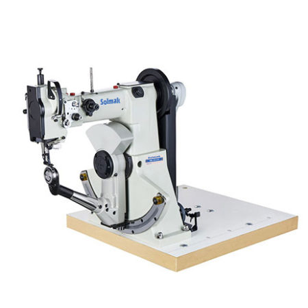 DOUBLE THREAD SIDES SEAM SHOE SEWING MACHINE SM-168-2