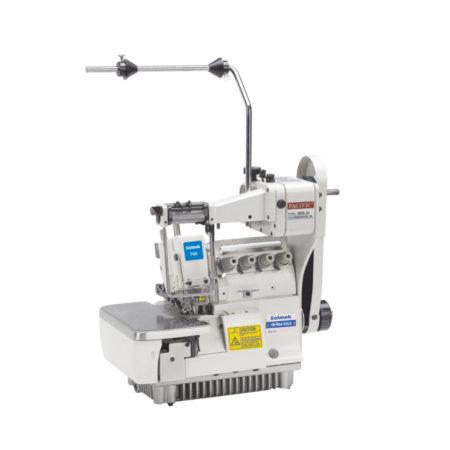 SUPER FOUR-THREAD HIGH-SPEED ELASTIC OVERLOCK SEWING MACHINE SM-700-4/LFC-2