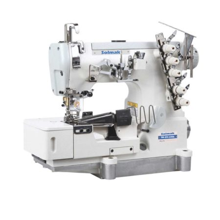 INTERLOCK SEWING MACHINE FOR TAPE BINDING SM-500-02BB