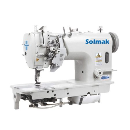 HIGH SPEED DOUBLE NEEDLE LOCKSTITCH MACHINE SM-8750