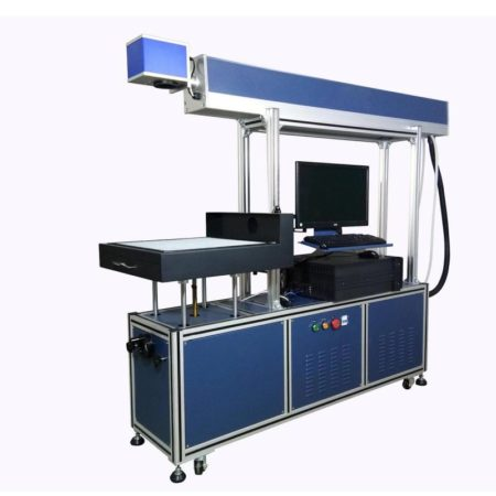 Automatic jeans laser color fading machine SM-S600/S800