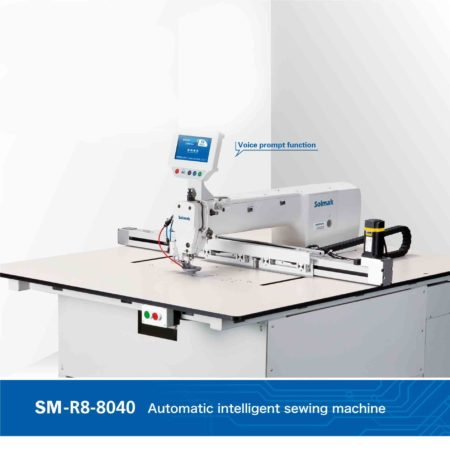 Automatic intelligent sewing machine SM-R8-8040