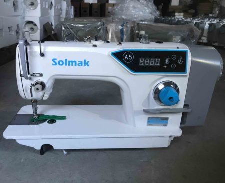 New intelligent integrated lockstitch sewing machine direct drive only SM-A5