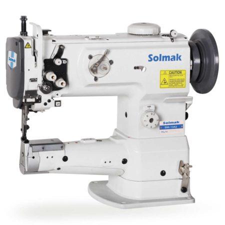 Cylinder Bed Compound Feed Auto-Trimming Lockstitch Sewing Machine SM-1342/1342-7/1341