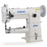 Cylindrical Bed Compound Feed Lockstitch Sewing Machine SM-246