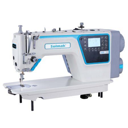 Intelligent step multi-function computer flat sewing machine ES86