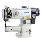 Computerized cylinder-bed compound feed lockstitch sewing machine  SM-1341-D3